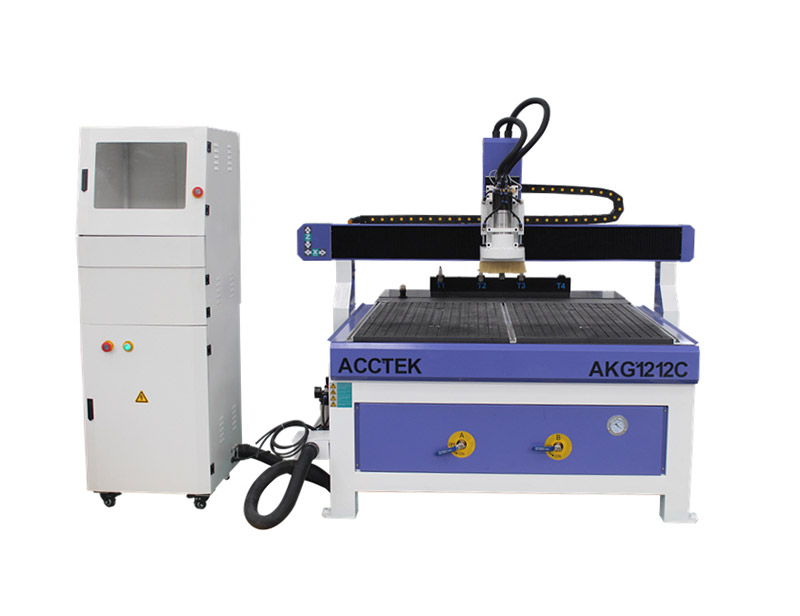 Small size ATC CNC Router