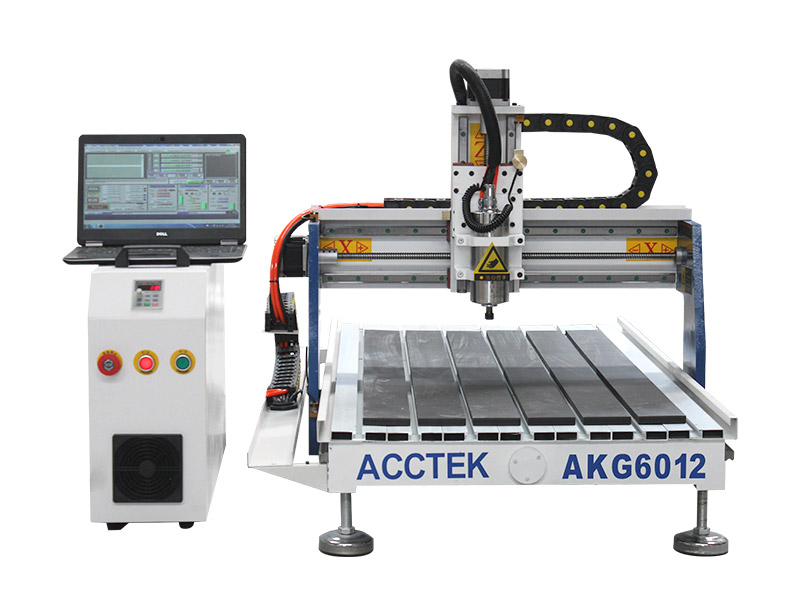 Desktop small CNC Router AKG6090/AKG6012