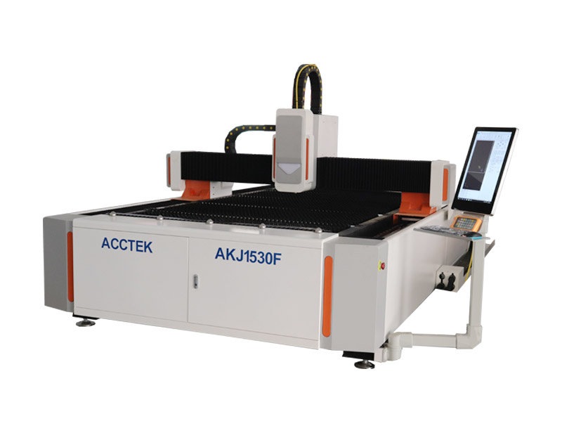Standard fiber laser cutting machine