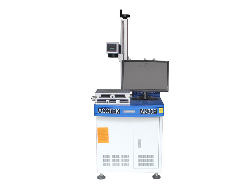 Color MOPA laser marking machine