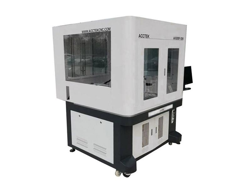 Full cover fiber laser marker 6090