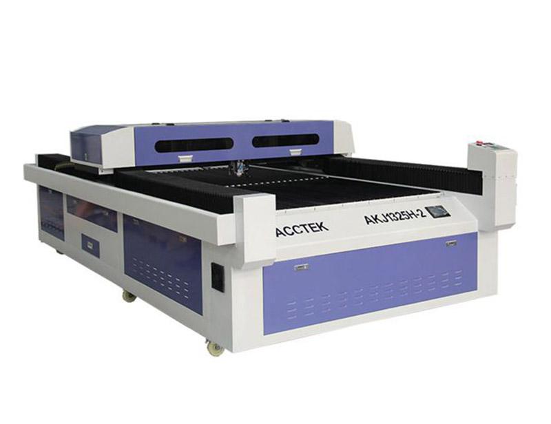 Metal & non-metal laser machine