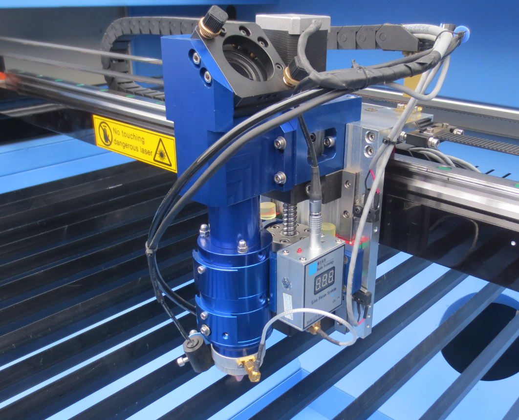Part.one:Introduction and application of mixed cutting laser head