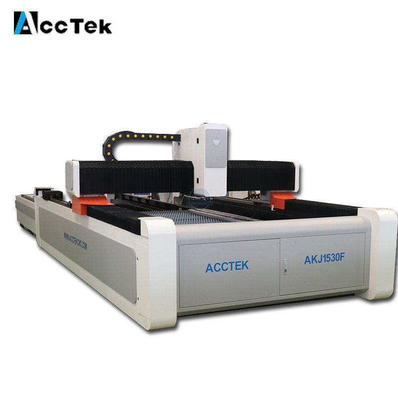 AKJ1530F high quality fiber laser cutting machine