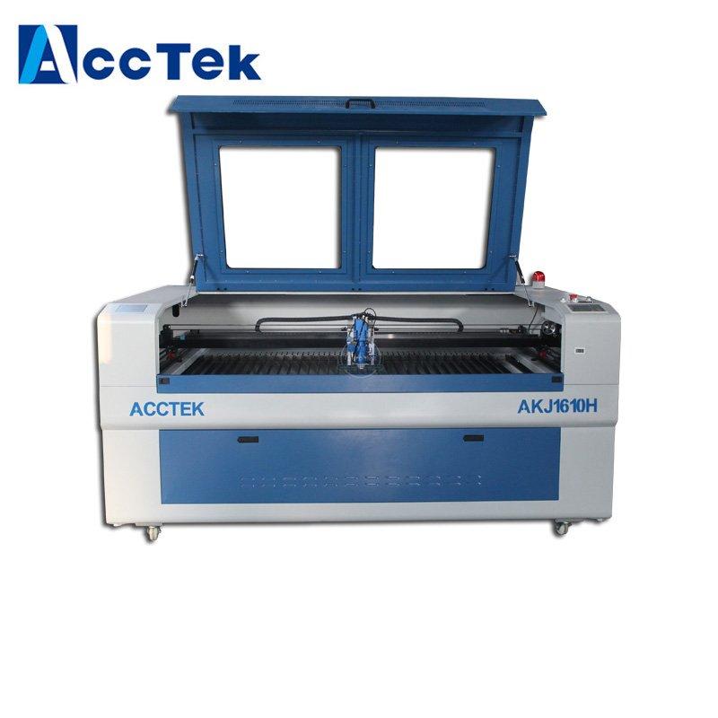 AKJ1610H high quality hybrid laser cutting machine