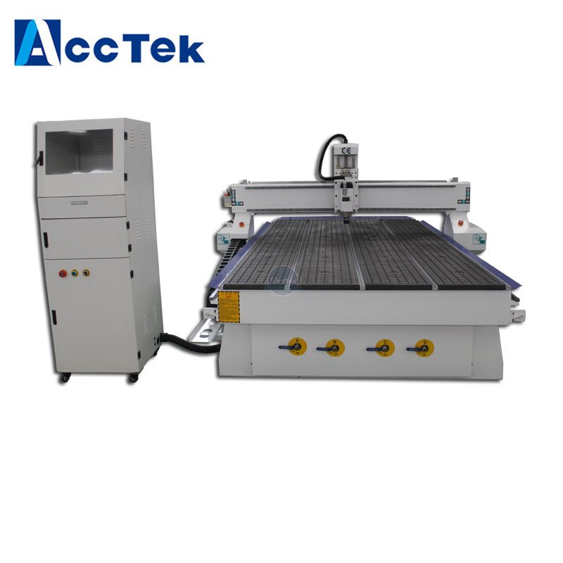 American customer has clinched a deal with high quality AKM1325 CNC engraving machine