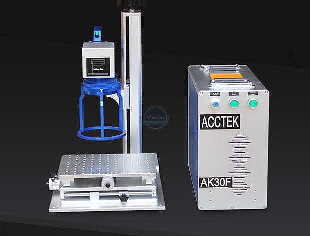 <b>High quality AK30F fiber laser marking machine</b>