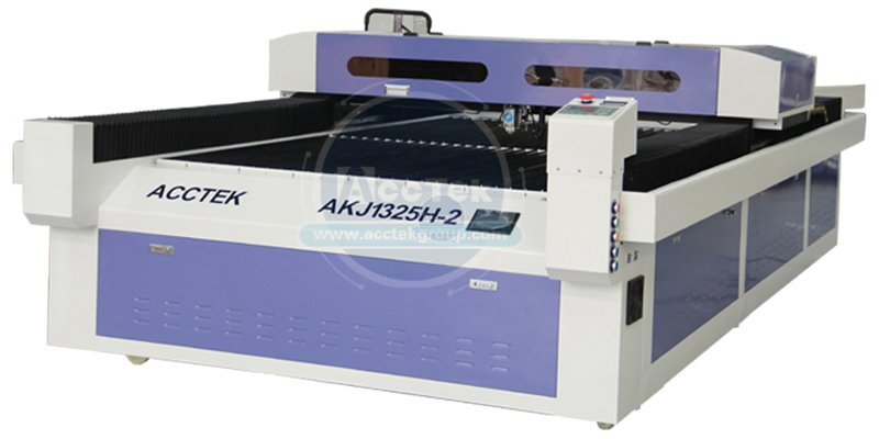 What are the main factors that affect the price of laser cutting machines