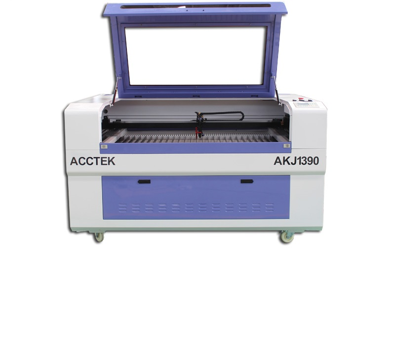 Laser engraving machine in the application of various industries