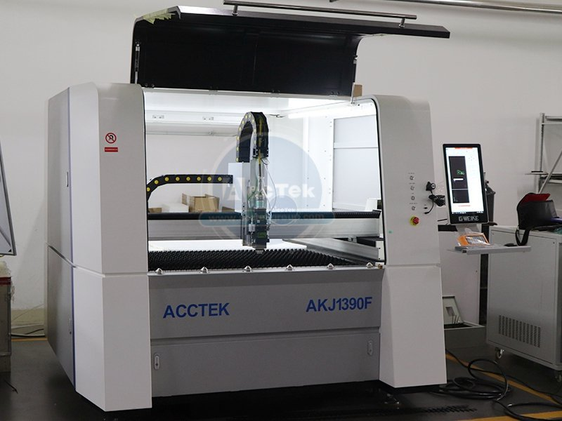 How to choose the power and parameters of laser cutting machine