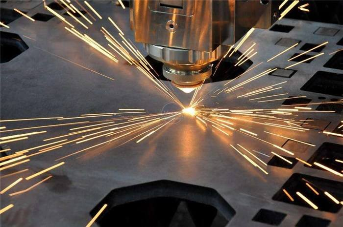 Laser cutting several major processing advantages