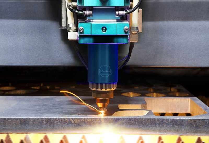Application and characteristics of laser finishing