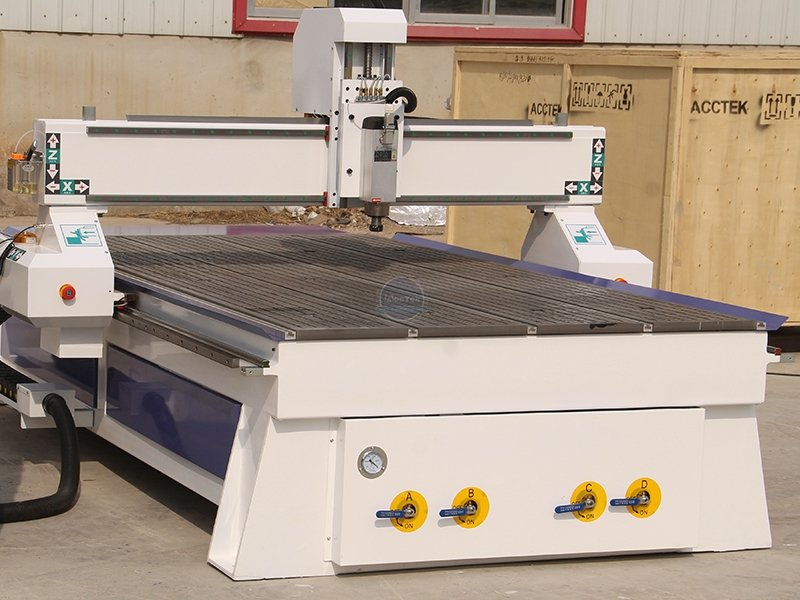 What are the characteristics of CNC engraving machine