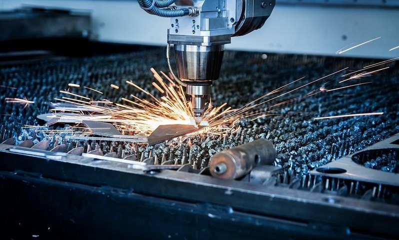 Laser metal cutting processing technology and classification