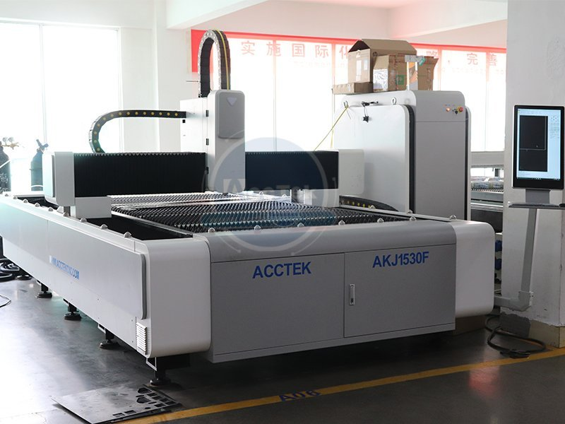 What factors influence the price of laser cutting machine