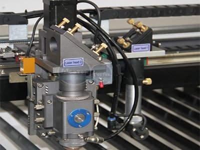 Main parts and installation process of ACCTEK CO2 Laser machines