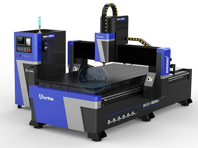 Disassembly and installation of CNC engraving machine