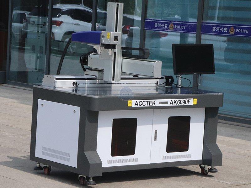 Quels sont les facteurs qui affectent la vitesse de la machine de marquage laser