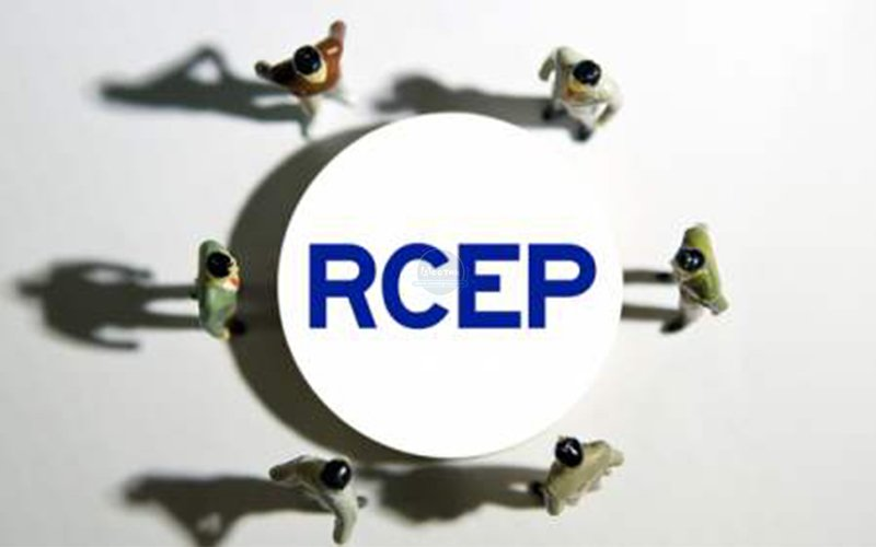 What is the impact of RCEP signing