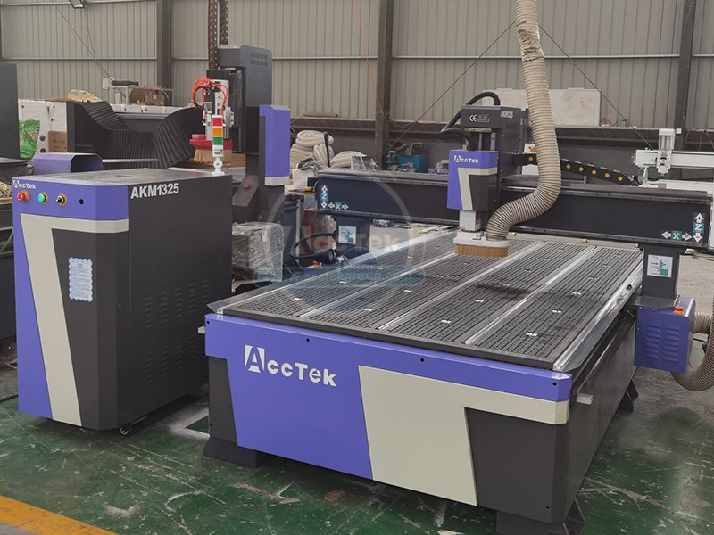 How to maintain the CNC router