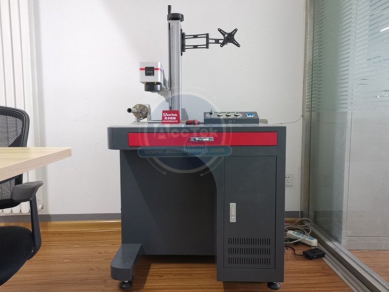 Desktop fiber laser marking machine AK30F
