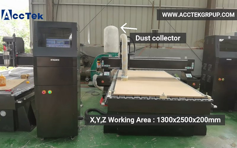 The most popular woodworking cnc router AKM1325