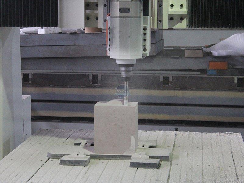 Acctek 5 axis cnc router machine AKM1212-5A