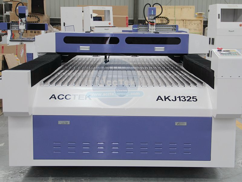 Big size laser engraving&cutting machine AKJ1325