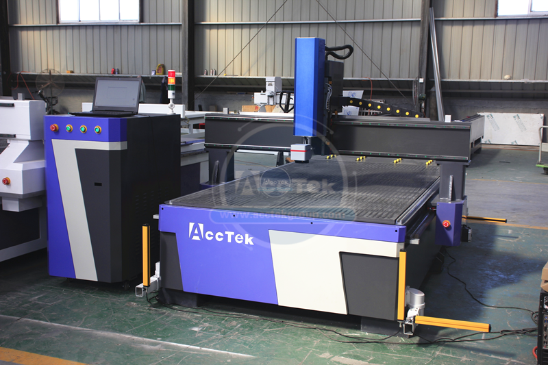 Splicing CO2 laser marking machine AK1325F