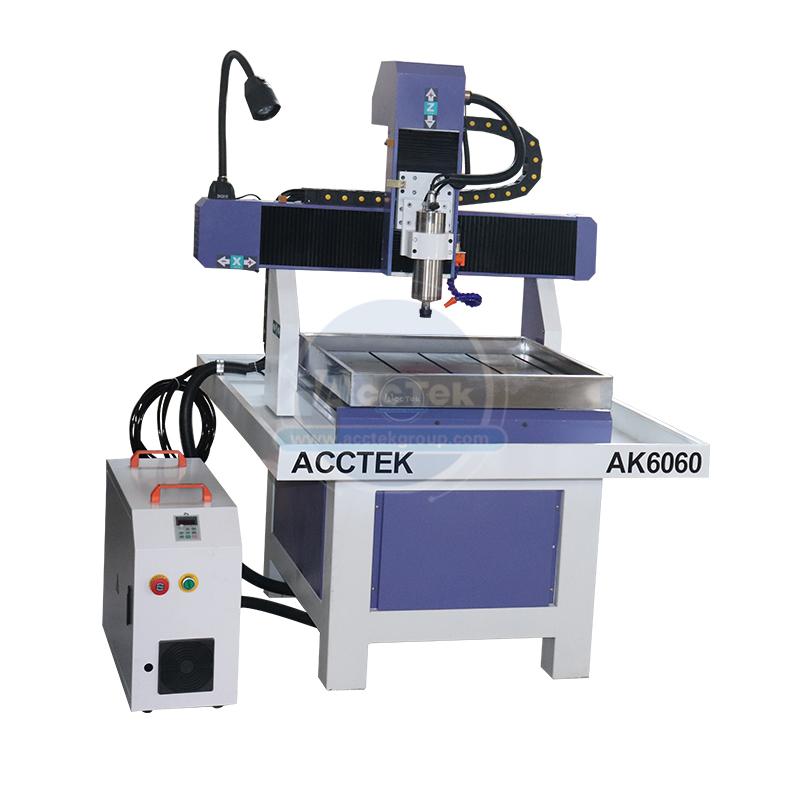 Econmic metal cnc router AK6060