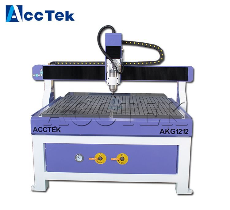 Advertising 3 axis cnc router middle size AKG1212