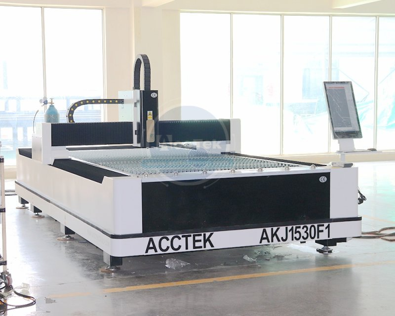 ACCTEK laser cutting machine is loved by customers