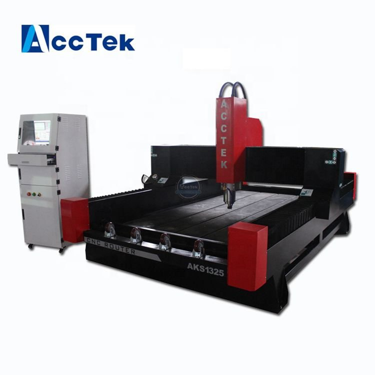 China AccTek high quality cnc router for stone AKS1325