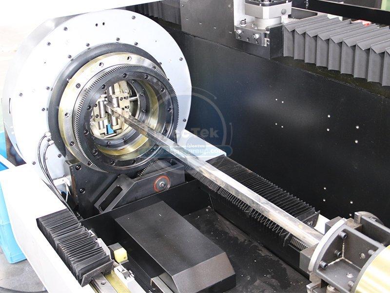 ACCTEK laser cutter application industry