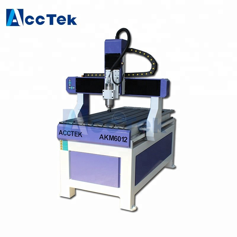 Wood cutting & engraving cnc router AKM6012