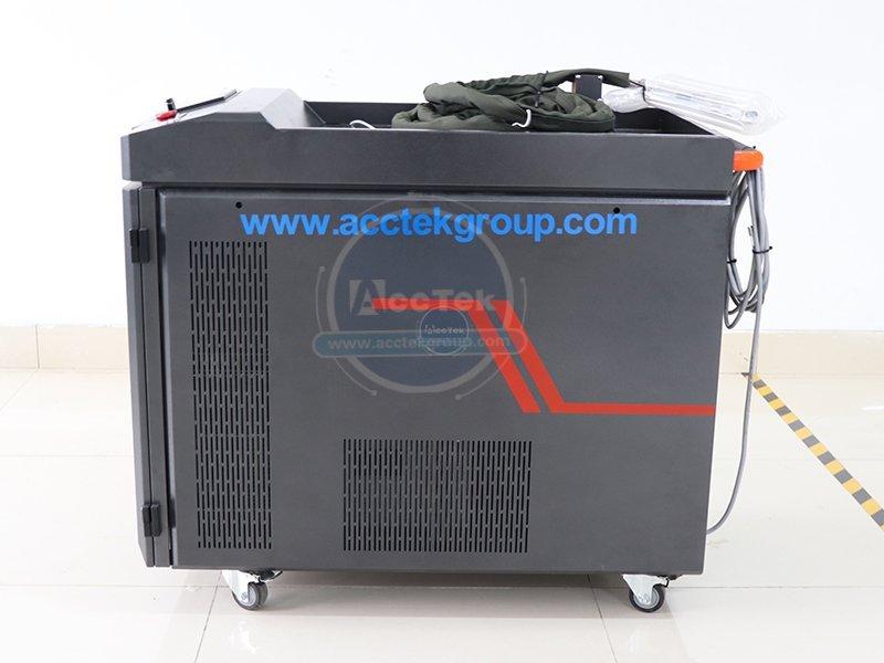 Acctek handheld fiber laser welding machine