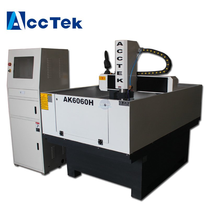 Metal carving cnc router machine AK6060H