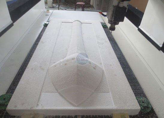 Routeur CNC 5 axes