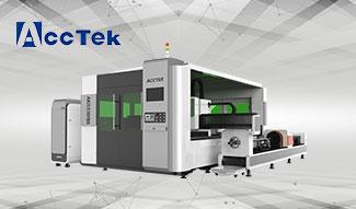 5×10 High End Fiber laser cutting machine for metal in Finland