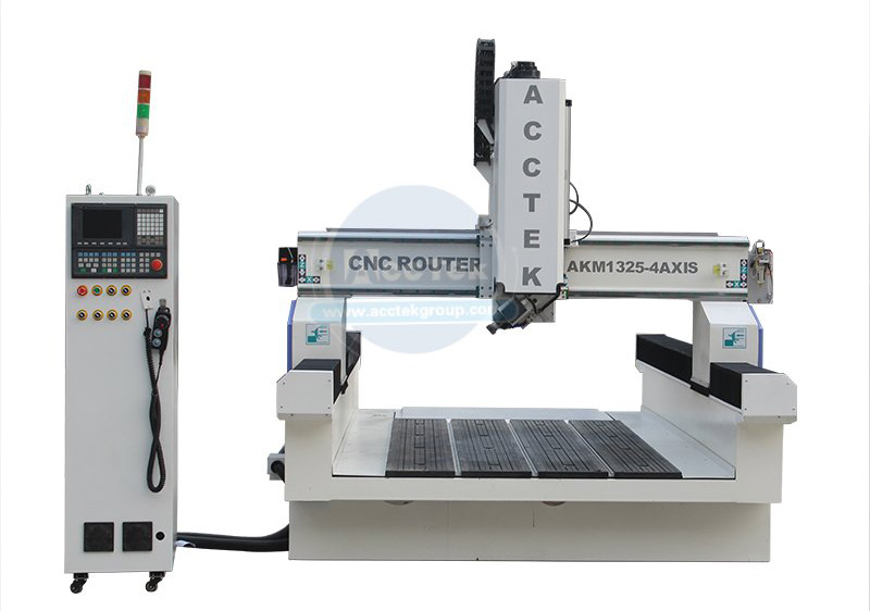 What is a 4 axis cnc router machine?