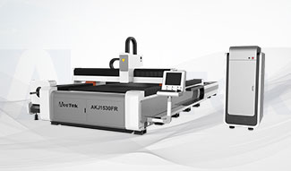 The working process of the automatic feeding device of the laser machine