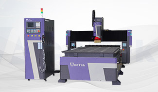 Automatic tool changer device of CNC Router machine