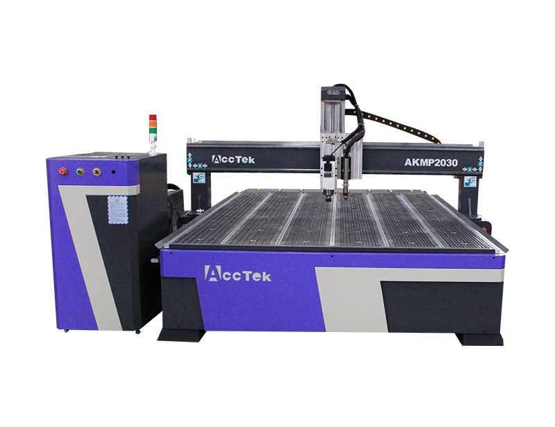 CNC Router with Plasma cutting
