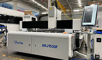 High End Fiber laser cutting machine have shipped to Argentina