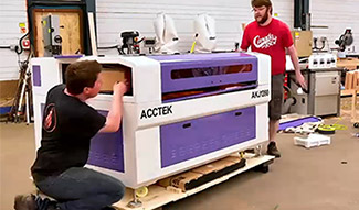 How to maintain laser machine well?