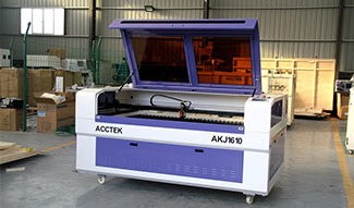 What are the optional tools for laser cutting machines