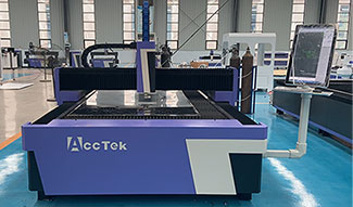 Cheap fiber laser cutting machine for metal cutting projects
