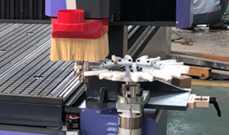 How to troubleshoot and solve the ATC CNC router machine?