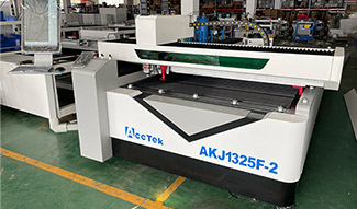 CO2 and fiber combined laser cutting machine in England