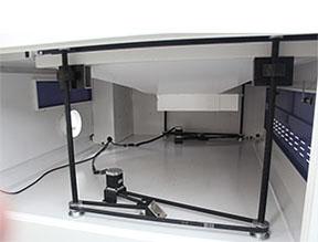 Machine de gravure et de découpe laser de grande taille